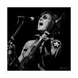 John Lennon in Concert Poster Print