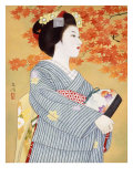 Maiko the Autumn Leaves