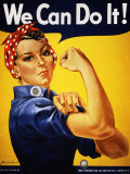 Buy We Can Do It! (Rosie the Riveter) at AllPosters.com