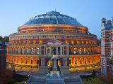 London, Kensington, Royal Albert Hall, England