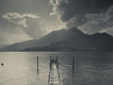 Buy Lombardy, Lakes Region, Lake Como, Bellagio, Grand Hotel Villa Serbelloni, Lakefront, Italy at AllPosters.com