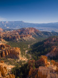 Utah, Bryce Canyon National Park, from Inspiration Point, USA