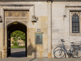 Oxfordshire, Oxford, High Street, Magdalin College, England