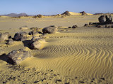 Northern or Libyan Desert in Northwest Sudan Is an Easterly Extension of the Great Sahara Desert