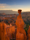 Utah, Bryce Canyon National Park, Thors Hammer Near Sunset Point, USA