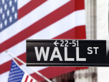 New York City, Manhattan, Downtown Financial District - Wall Street and the New York Stock Exchange