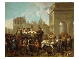 The Transport of the Harlots