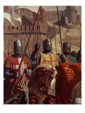Knights, from Battle of Ascalon, 18 November 1177