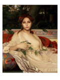 Alba? the Eastern Woman, 1848 Giclee Print