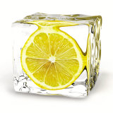 Iced Lemon