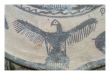 Open-winged Bird of Prey, Fasa ware, c.2000 BC
