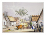 A Village of German Settlers near Adelaide, 1846