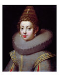 Portrait of a Lady, said to be Marguerite de Valois
