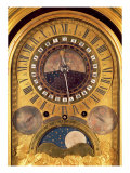 Astronomical Clock Made for the Grand Dauphin Louis of France