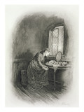 Little Dorrit, from 'Charles Dickens: A Gossip about his Life' by Thomas Archer, published c.1894