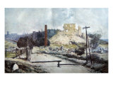 Buy Coucy-le-Chateau, 1917 at AllPosters.com