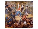 The Massacre of Wyoming Valley in July 1778