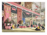 Crystal Palace, the Tunis and China Galleries