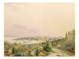 View of Constantinople from Pera