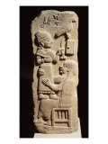 Funerary Stele of the Scribe Tarhunpijas, Neo-Hittite Period, c.800-700 BC