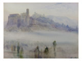 Assisi, Early Morning Giclee Print