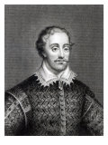 Edmund Spenser, Engraved by Burnet Reading