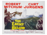 The Enemy Below, 1961