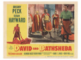 David and Bathsheba, 1951