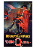 Don Q Son of Zorro, 1925