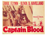 Captain Blood, 1935