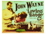 Lawless Range, 1935