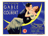 It Happened One Night, 1934