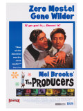 The Producers, 1968 Willy Wonka and the Chocolate Factory Dreamers Of Dreams (Purple Silhouette)
