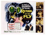 Return of the Fly, 1959