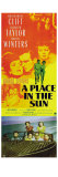 A Place in the Sun, 1951