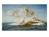 Birth of Venus Giclee Print