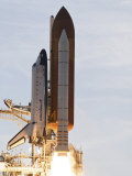 Space Shuttle Endeavour Lifts Off from Kennedy Space Center