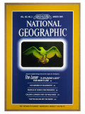 Cover of the March, 1984 Issue of National Geographic Magazine Photographic Print