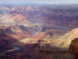 Colorado River and the Grand Canyon from the South Rim
