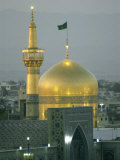 Shrine of Imam Reza, Eighth Shi'Ite Imam, Born in Medina in 765 Ad
