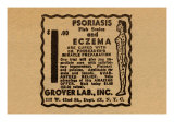 Psoriasis, Fish Scales, and Eczema - Cured - $1.00