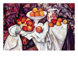 Buy Still Life with Apples and Oranges at AllPosters.com