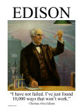 Buy Edison at AllPosters.com