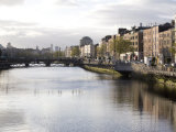 Liffey River, Dublin, Republic of Ireland, Europe