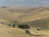 Loess Hills in John Day River Basin, Wheeler County, Oregon, United States of America