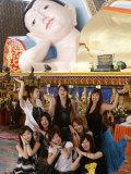 Reclining Buddha, Wat Chayamangkalaram Temple, Penang, Malaysia, Southeast Asia, Asia