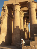 Temple of Kom Ombo, Kom Ombo, Egypt, North Africa, Africa