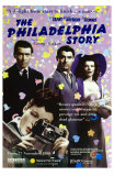The Philadelphia Story, UK Movie Poster, 1940