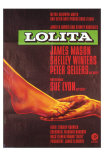 Lolita, German Movie Poster, 1962