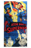 Atom Man Vs. Superman, 1948